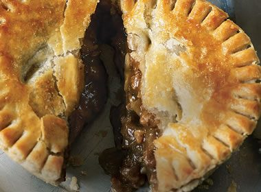 2 Steak and Real Ale Pies