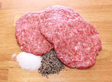 Gold Award Winning Steak Burgers